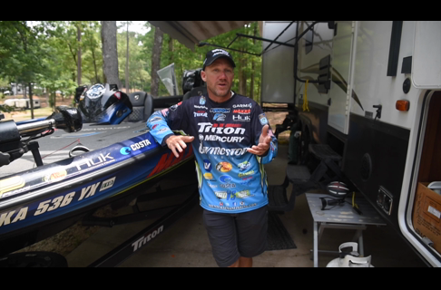 Pro Angler Shares Benefits to Camping