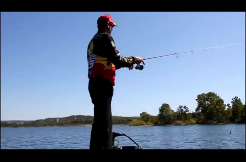 Kevin VanDam Talks Braided Line and Spinning Rods