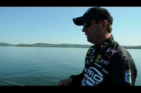 Kevin VanDam Discusses New Rod and Reel Technology