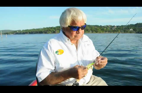 Jimmy Houston , Adjusting a Spinnerbait for Max Vibration