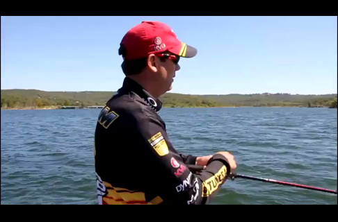Kevin VanDam Talks Fishing the Wind
