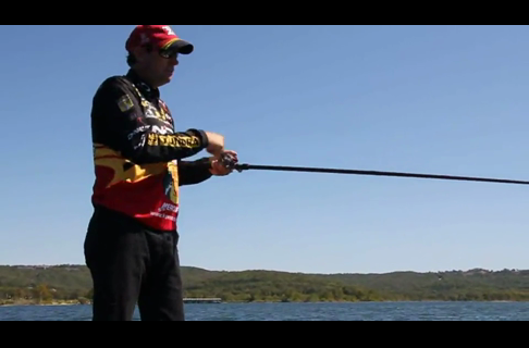 Kevin VanDam Talks Crankbaiting