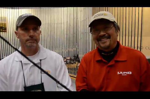 Ted Takasaki on the New Saint Croix Legend Extreme Rod