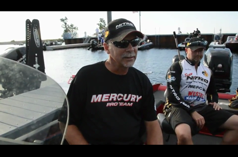 Parsons & Hansen Day 2 at the 2013 AIM in Oconto