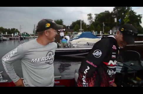 2013 Oconto AIM Day 3, Nitro Pros Parsons and Parsons