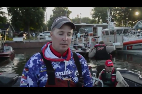 2013 NWT Sturgeon Bay Day One AM Interview, Mark Courts