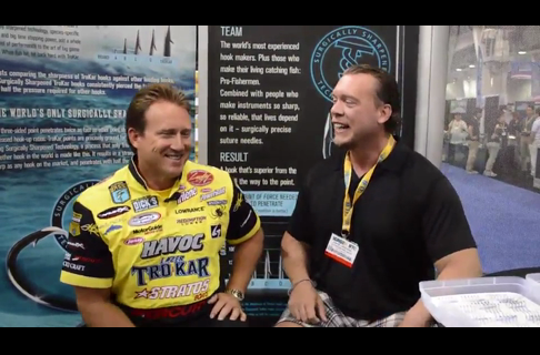 2013 ICAST, Dave Landahl Talks the Remaining Elites With Skeet Reese