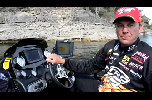 In The Cockpit of The NITRO Z9 With Kevin VanDam