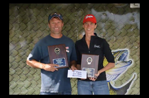 2013 Midwest Walleye Series Menominee Tournament  Slide Show