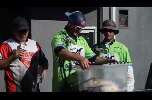2013 MWC Day One Weigh in High Light Reel