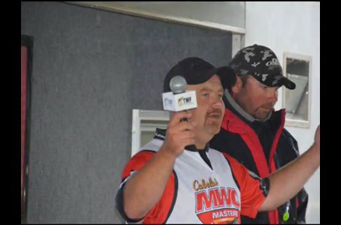 Day Two Slide Show From The Stage at The 2013 MWC on Cass Lake