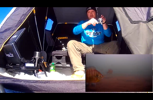 Catch More Panfish Through the Ice