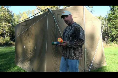 Waterproof Your Tent