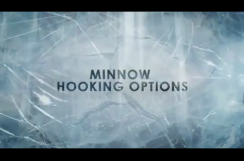 5 Minnow Hooking Options for Ice Fishing