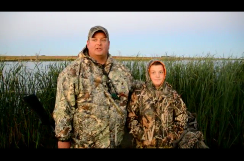 Waterfowl Hunting in Devils Lake North Dakota