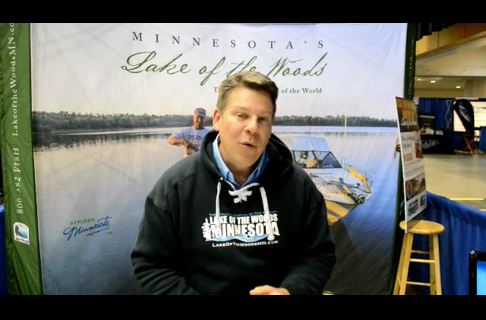 LOTW Tourism at the St. Paul Ice Show