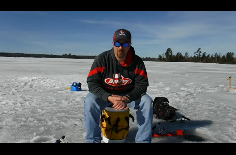 Ice Fishing: Minnow Hooking Tips