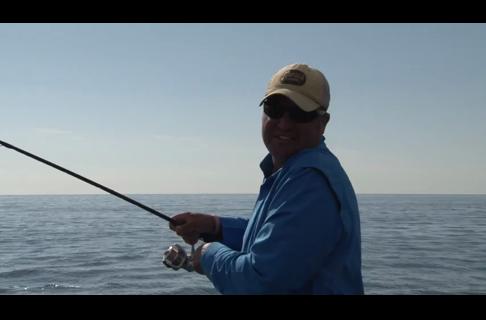 Fishing Tips With Tony Roach