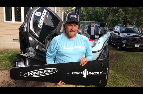Drift Paddle Tips With Tommy Skarlis