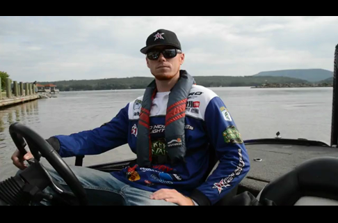 Josh Bertrand to Fish Saturday at Dardanelle