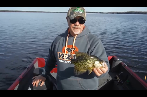 Bobber Jigging For Big Crappies