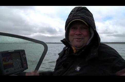 Jigging Small-Lake Breaks for Walleyes