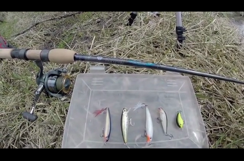 Use Crankbaits for Stream Brown Trout