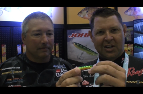 The New Johnnie Darter by Johnson Lures