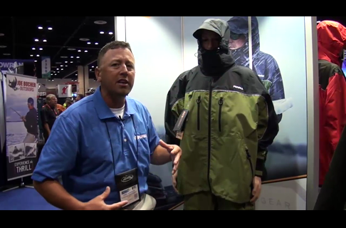 The New Frabill F4 Cyclone Rain Suit