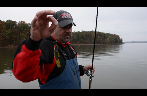 Zona's Tip: When Smallmouth Stop Biting
