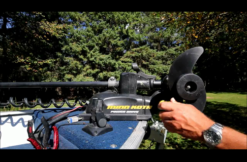 Get the Most From Your Bow Mount Trolling Motor