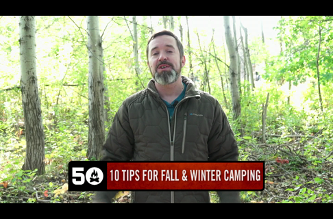 10 Tips For Fall Camping