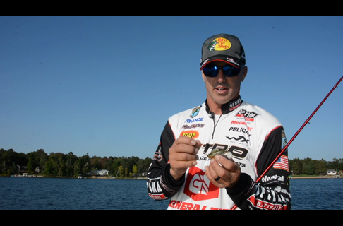 The Megabass is Evers' New Secret Fishing Weapon