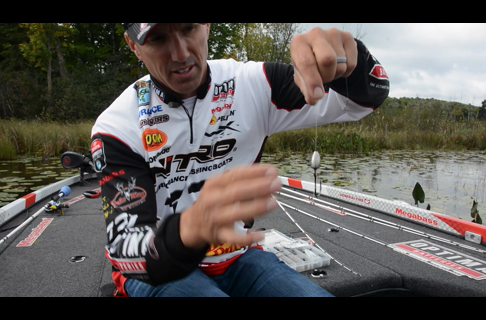Evers Tip: Snell Your Hook Catch More Fish