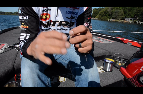 Tie a Fluoro Leader to Braided Line with the Alberto Knot