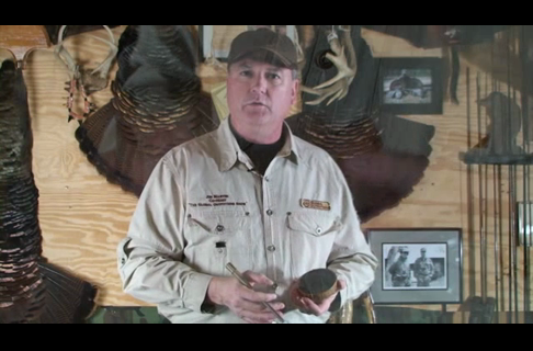 Learn to Make Cut of a Turkey on Pot Call