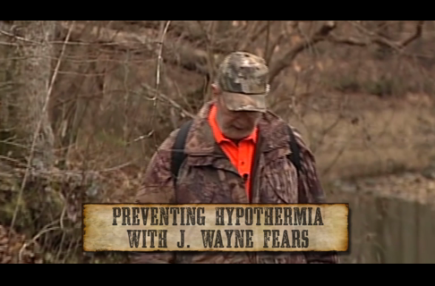Preventing Hypothermia - Survival with J Wayne Fears