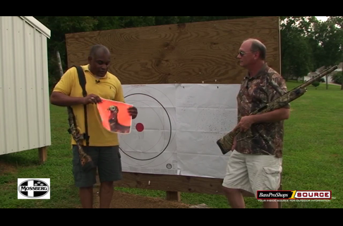 Turkey Gun Tip: Examine Pattern on Large Board