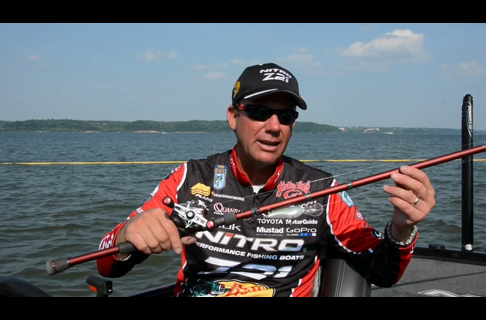 KVD's Summer Ledge Fishing Tips