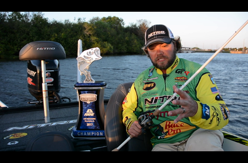 Timmy Horton WINS Lake Okeechobee Bassmaster Elite