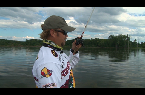 Horton's Tip: Fishing the Drop with a Jig