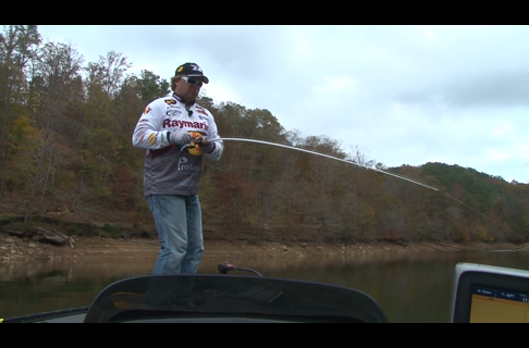 Tips for Catching Winter Largemouth