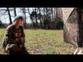 How to Hunt Turkey with Ground Blinds