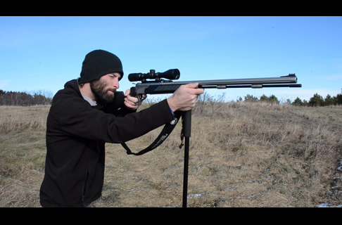 How to Load an In-Line Muzzleloader