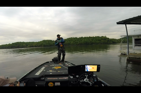 Ott's Tip: Fishing the Shad Spawn