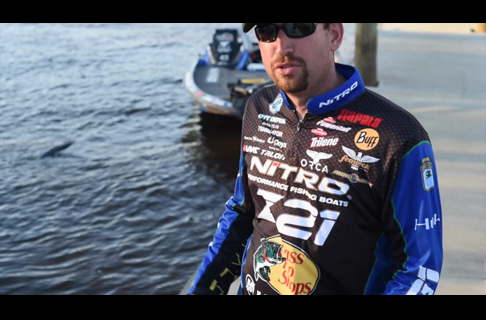 Ott Shows You How to Load a Bass Boat