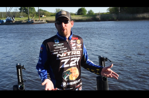 Why Ott Likes Shallow Water Anchors