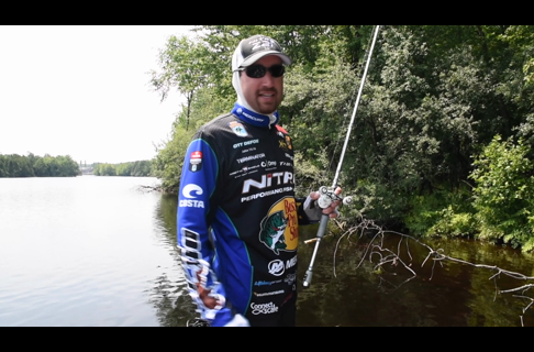 Ott's Secret to Unsnagging Lures