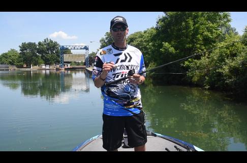 Howell's Squarebill Fishing Tips