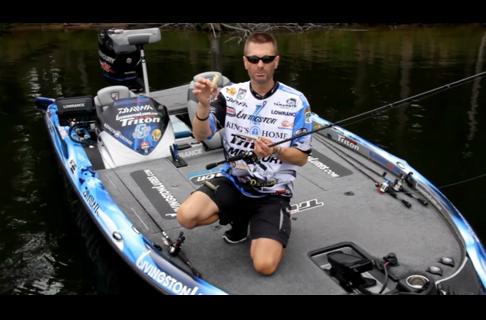 Randy Howell's Summer Topwater Tips